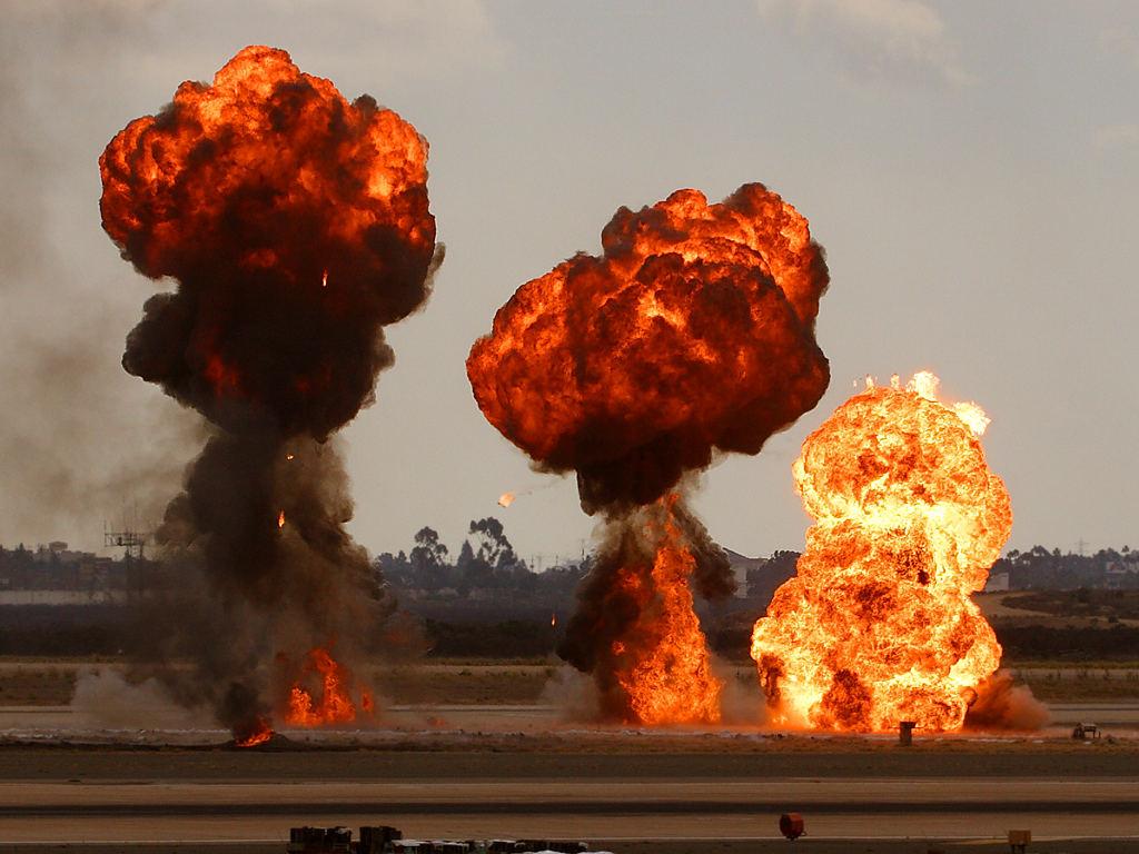 best sfx - effetti pirotecnici ed esplosioni