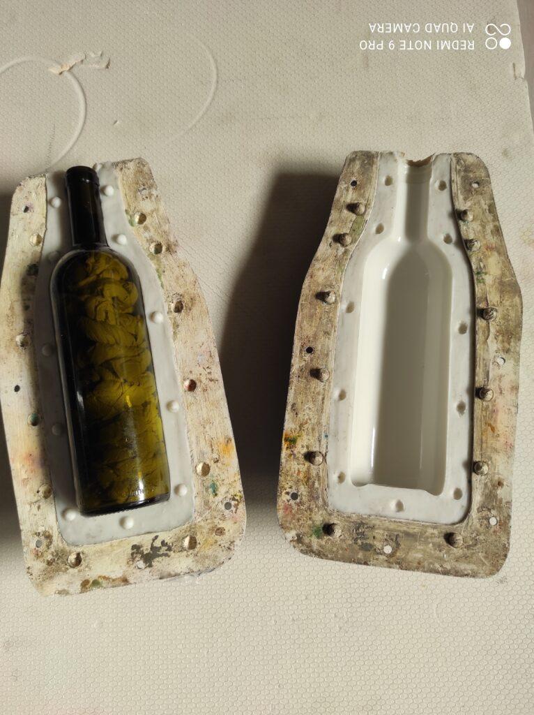 bottiglie vino crash glass